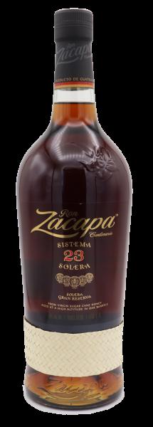 Ron Zacapa 23 Centenario Sistema Solera GR 40% - Liter