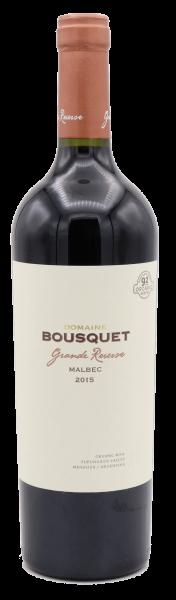 Jean Bousquet, Malbec Grand Reserve 2018 - BIO VEGAN