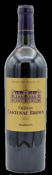 Château Cantenac-Brown Margaux 2012