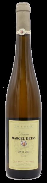 Marcel Deiss, Pinot Gris d'Alsace 2012 - BIO