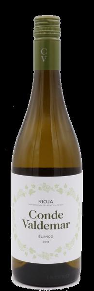 Conde de Valdemar, Rioja blanco 2018