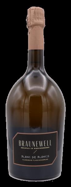 Braunewell, Blanc de blancs Chardonnay Brut Nature 2017 - Magnum