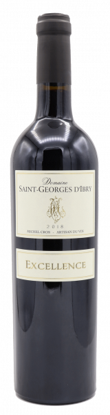 Saint-Georges D'Ibry, Excellence rouge 2018