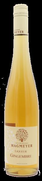 Liqueur de Gingembre 45° Hagmeyer Distillerie Artisanale (Ingwer) 0,70 Liter