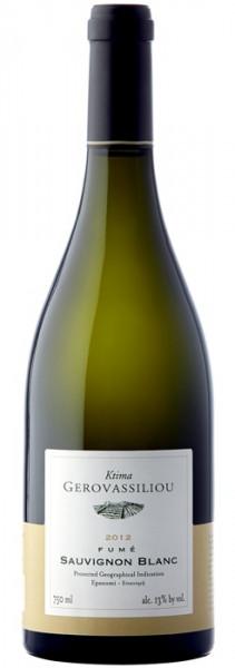 Gerovassiliou, Sauvignon Blanc Fumé, Single Vineyard 2017
