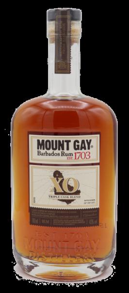 Mount Gay Rum XO Triple Cask Blend 43%