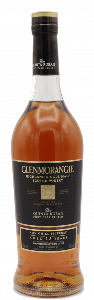 Glenmorangie, Quinta Ruban 12 Years Single Malt 46%