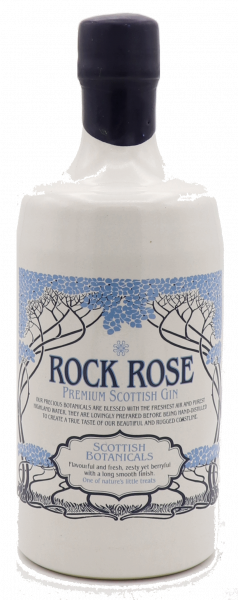 Rock Rose Handcrafted Gin 41,5%