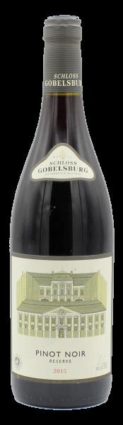 SchlossGobelsburg, Pinot Noir Reserve 2015 Niederösterreich