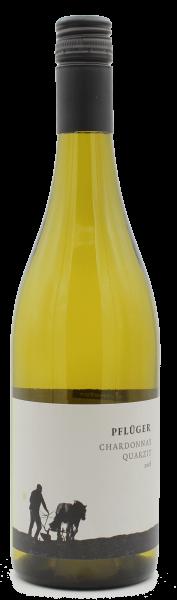Pflüger, Chardonnay vom Quarzit trocken 2018 - BIO