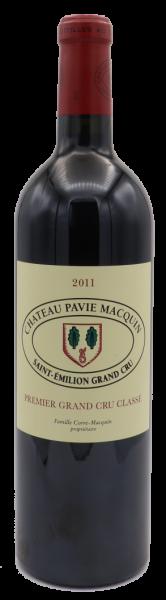 Château Pavie Macquin, 1er Grand Cru Classé B 2011
