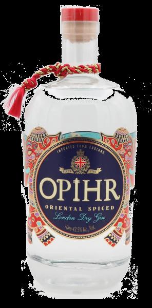 Opihr, Oriental Spiced London dry Gin 40% - 1Liter