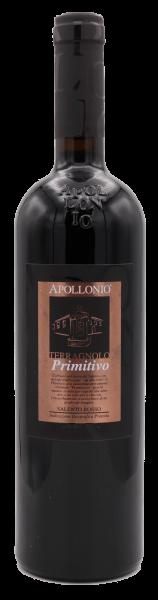 Apollonio, Salento Primitivo Terragnolo 2016