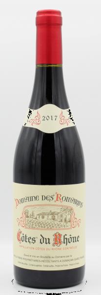 Domaine des Romarins, Côtes du Rhône 2017