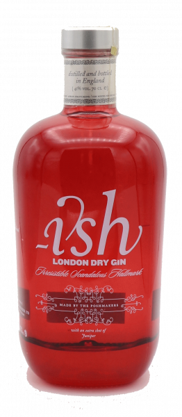 Ish (Irresistible Scandalous Hallmark) London dry Gin 41%