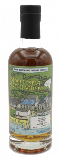 That Boutique-y Whisky Company, Bunnahabhain 35 Years 40,2% #Batch 4
